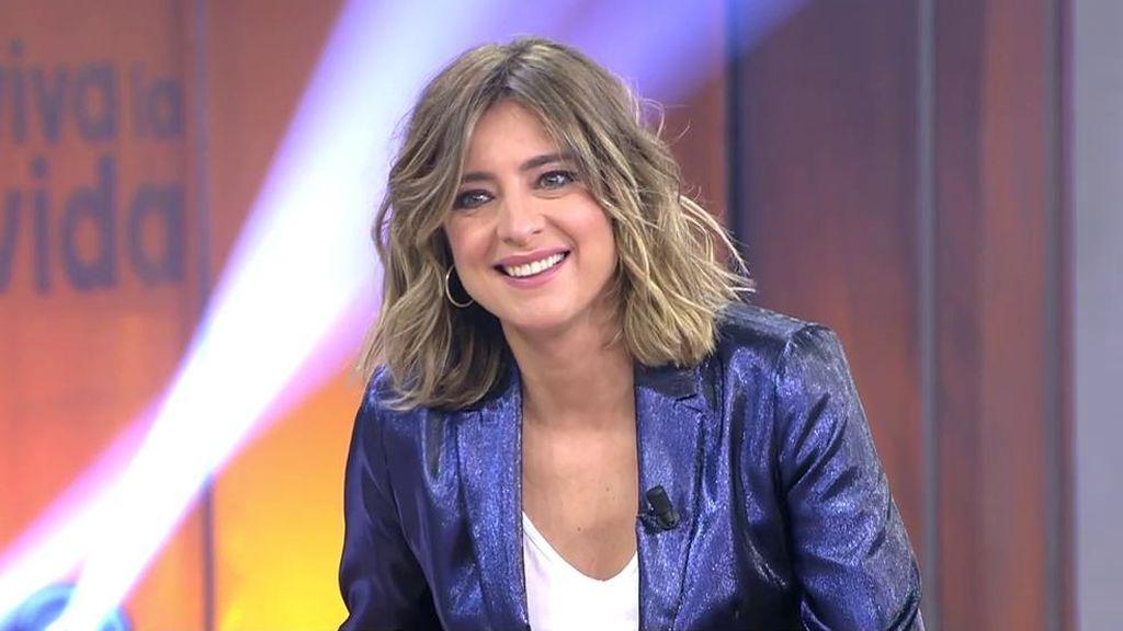 Sandra Baneda, pletórica tras ser nombrada finalista del Premio Planeta