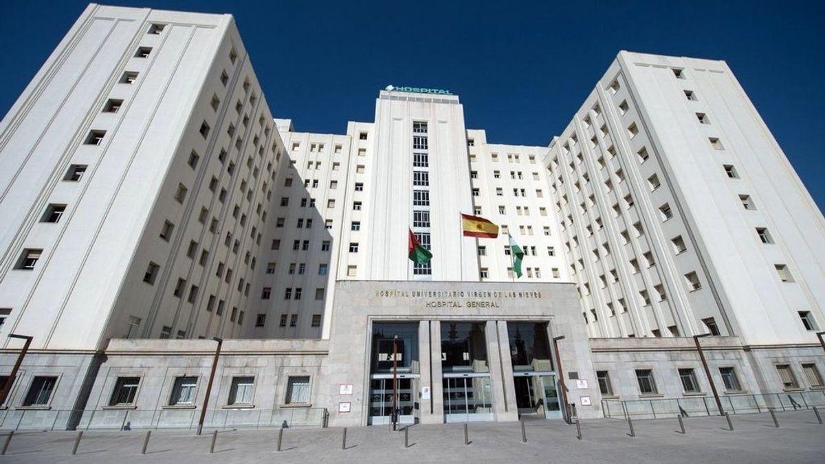 Cerrada una planta del Hospital de Traumatología de Granada tras el contagio de 34 personas