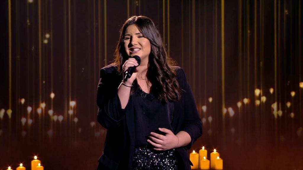 Noelia Braceras en 'Idol Kids'
