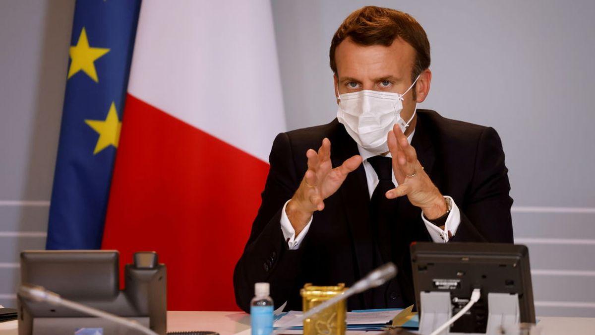 Francia podría confinar hasta el final de las Navidades