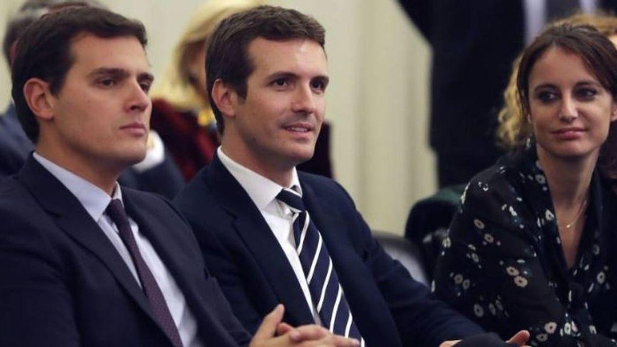Casado contrata a Albert Rivera para recurrir la ley que limita los precios de los alquileres en Cataluña