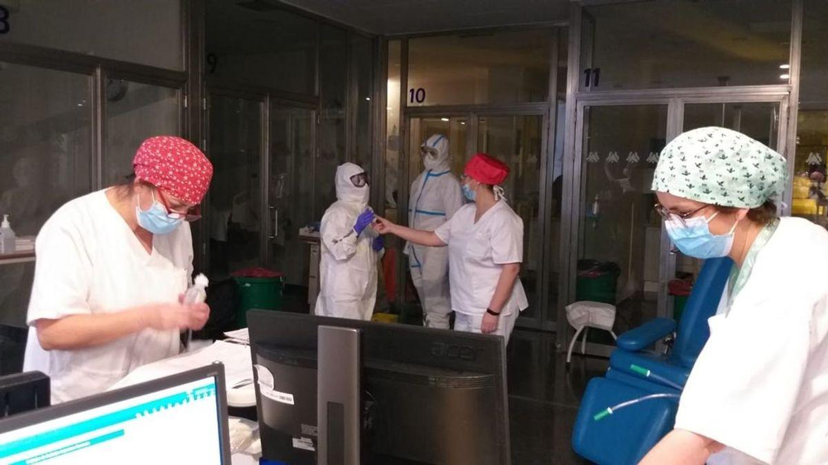 Cerrada un planta del Hospital Virgen de las Nieves de Granada por 34 positivos
