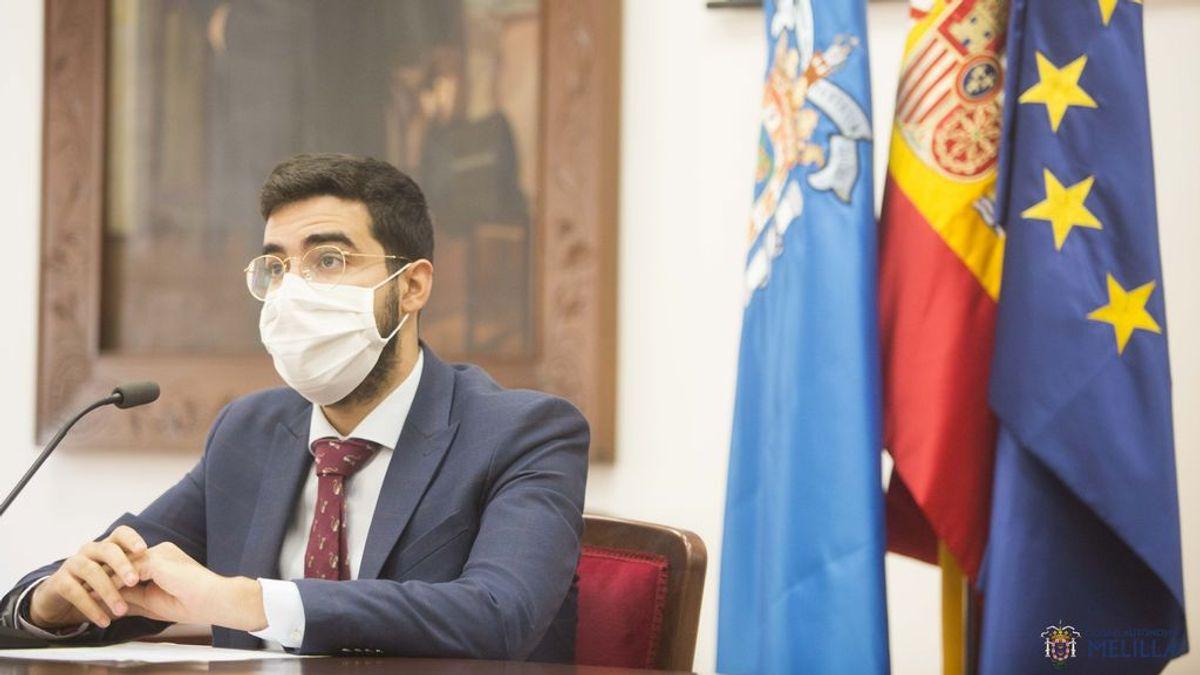 Melilla reduce a tres el máximo de personas en una reunión y prolonga toque de queda y prohibición de viaje