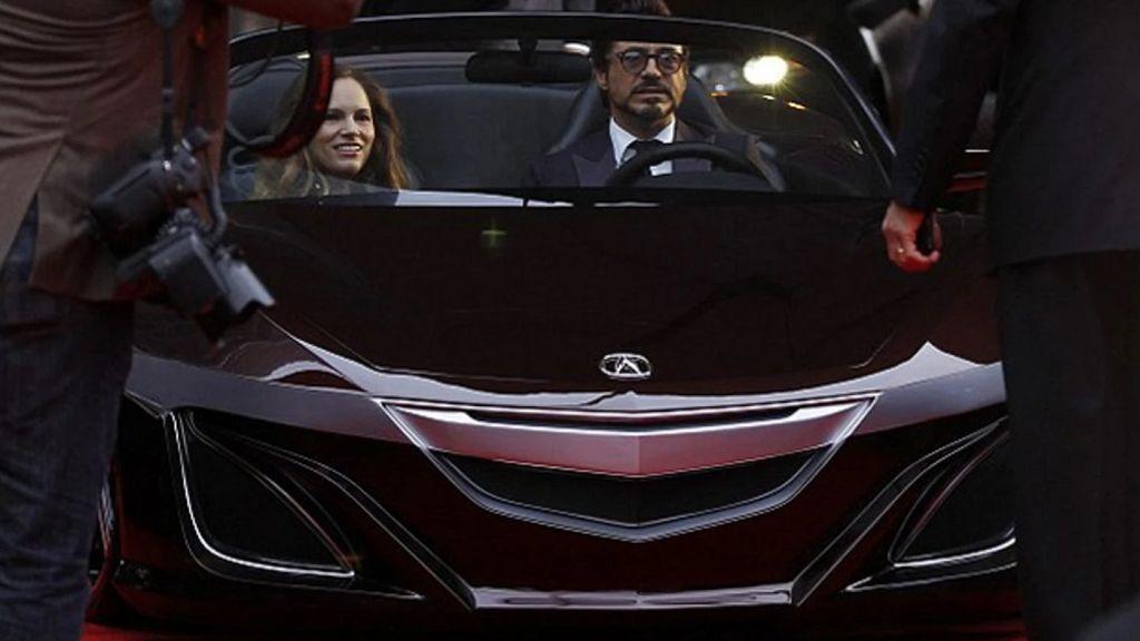 El garaje de Robert Downey Jr. Las 7 maravillas que conduce habitualmente