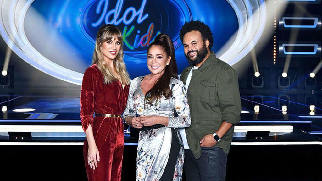 Llegan las semifinales de 'Idol Kids'