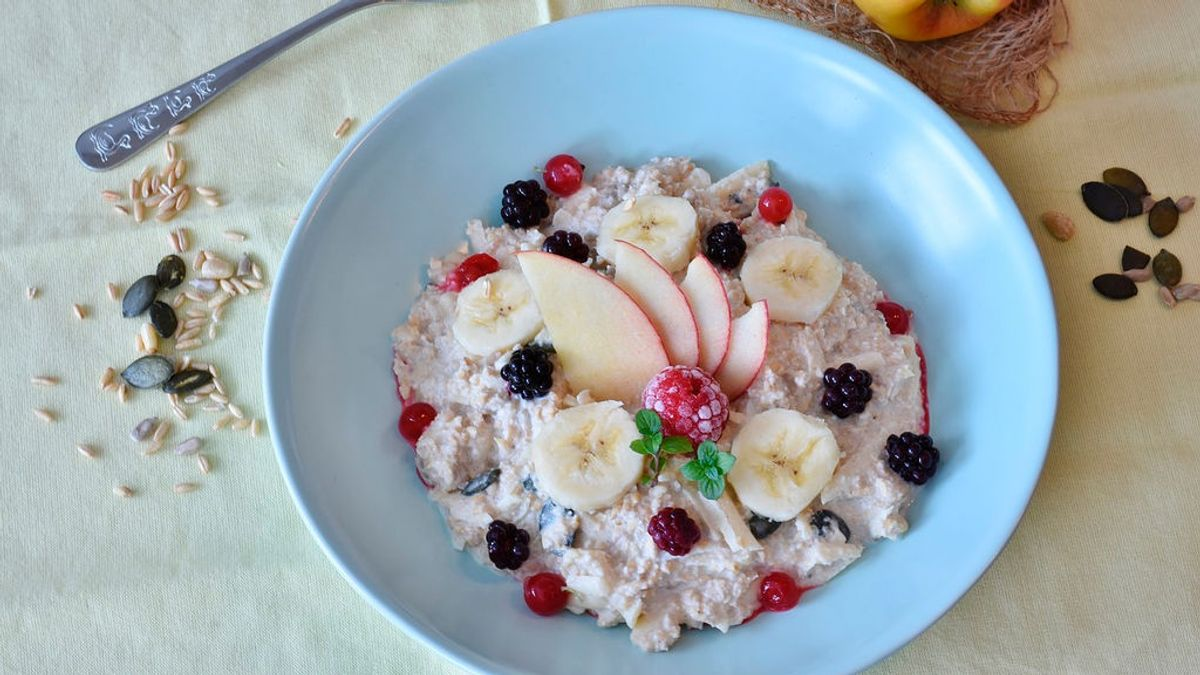 Qué es el porridge: propiedades nutricionales