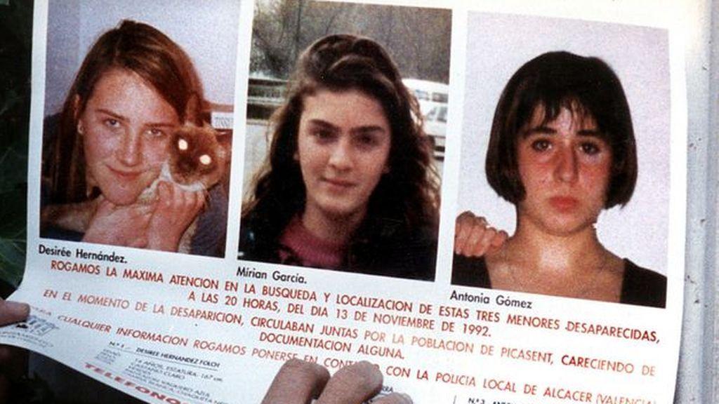 Los huesos hallados en 2019 en el paraje de La Romana corresponden a los de una de las víctimas de Alcàsser