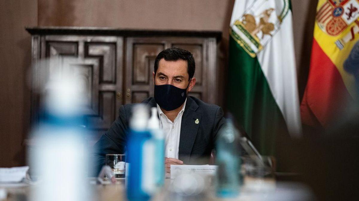 Sanidad denegó a Andalucía adelantar el toque de queda a la tarde
