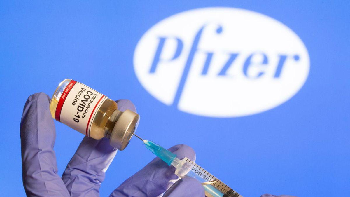 La farmacéutica Pfizer anuncia que su vacuna es eficaz en un 90 %