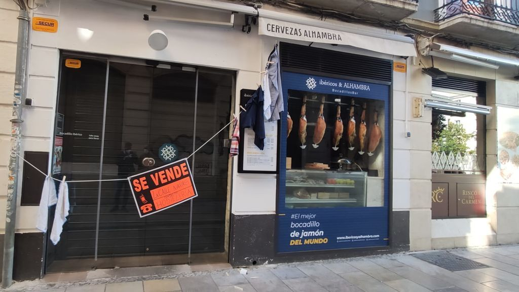 Crisis en la hostelería de Granada por el cierre decretado por la Junta