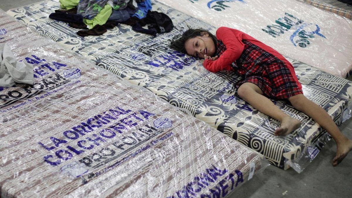 Al menos 26 muertos y seis desaparecidos en Honduras por las lluvias provocadas por el huracán 'Eta'