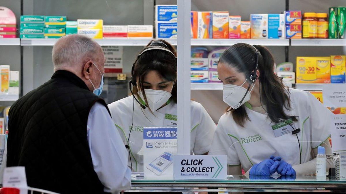 Repunte de 1.207 contagios de coronavirus en Madrid y otros 29 muertos