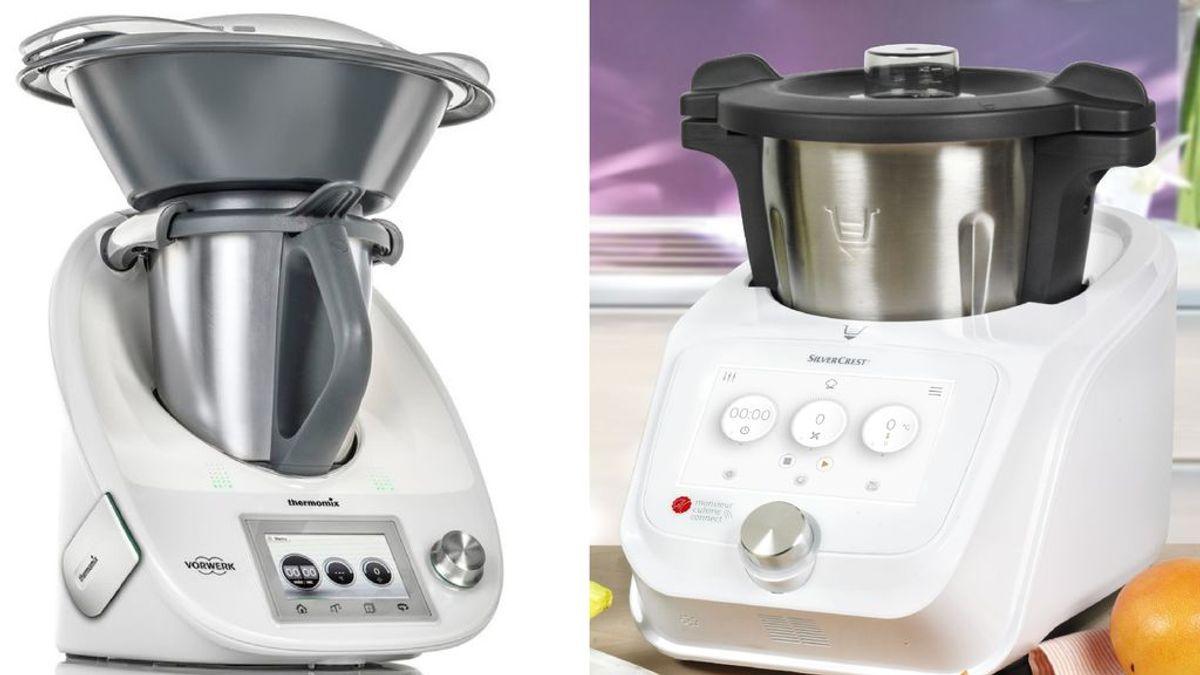 El fabricante de la Thermomix lleva a juicio a Lidl por 'plagiar' su robot de cocina
