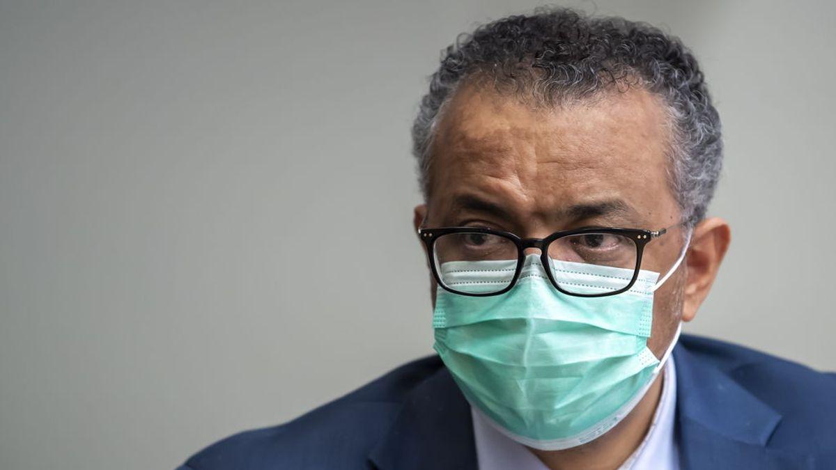 """El director de la OMS advierte de que la pandemia de coronavirus """"no será la última crisis sanitaria mundial"""""""