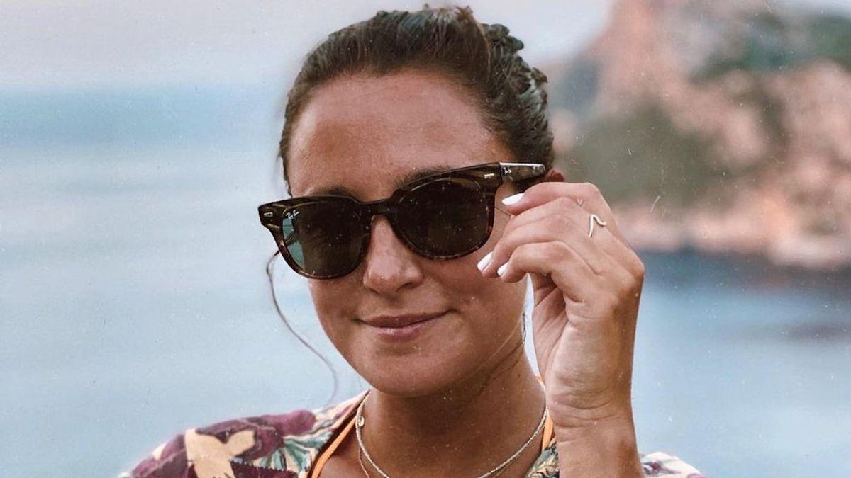 """Marta Pombo se muestra por primera vez sin filtros """"A lo loco, enfrentándome a mi ida de ojo"""""""