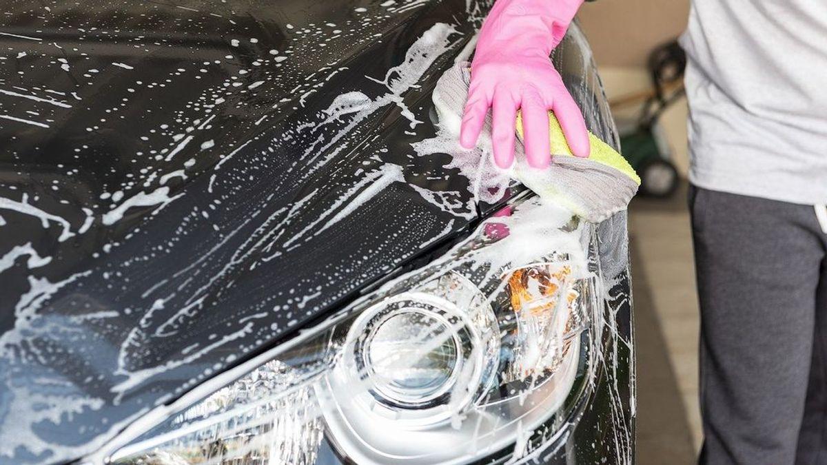 ¿Mucho tiempo parado? Limpia tu coche para que quede como nuevo