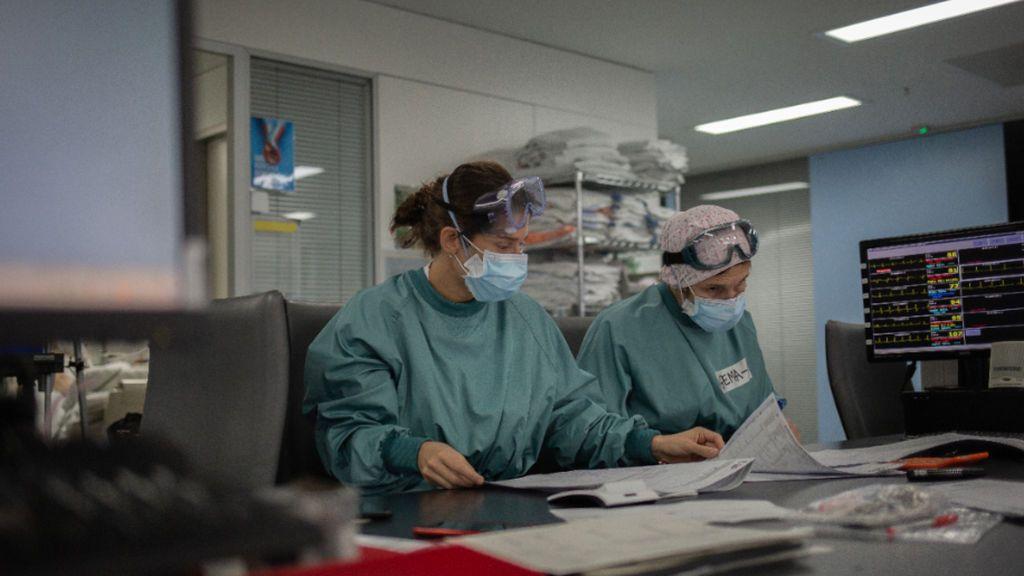 Covid-19: Cómo se vive la pandemia dentro de un hospital