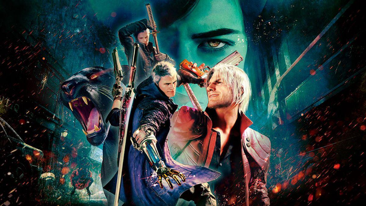 Análisis de Devil Cry 5 Special Edition para PlayStation 5