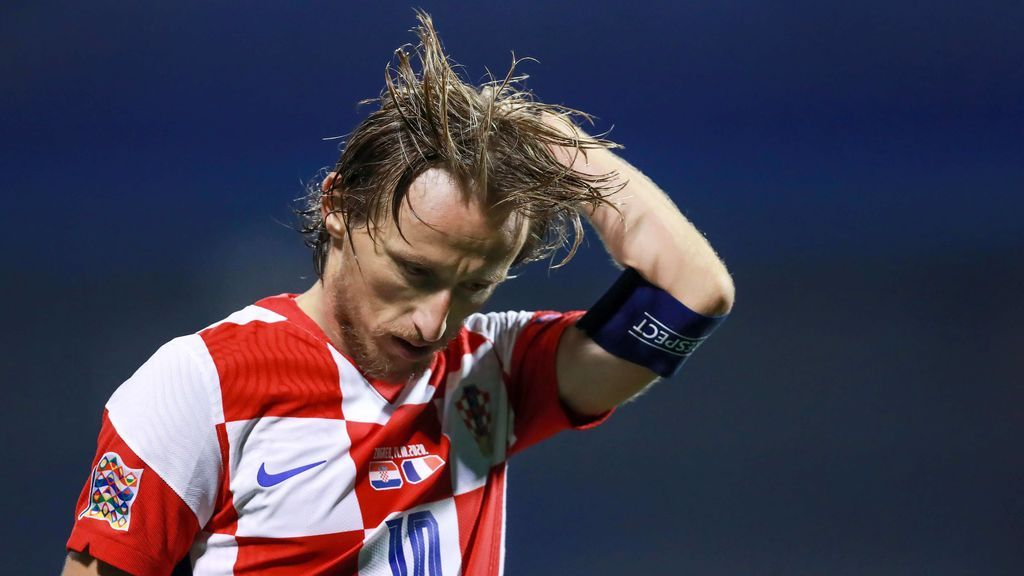 Turquia - Croacia: Modric tira del carro de su Selección este miércoles a las 18.45h. en BeMad y mitele.es