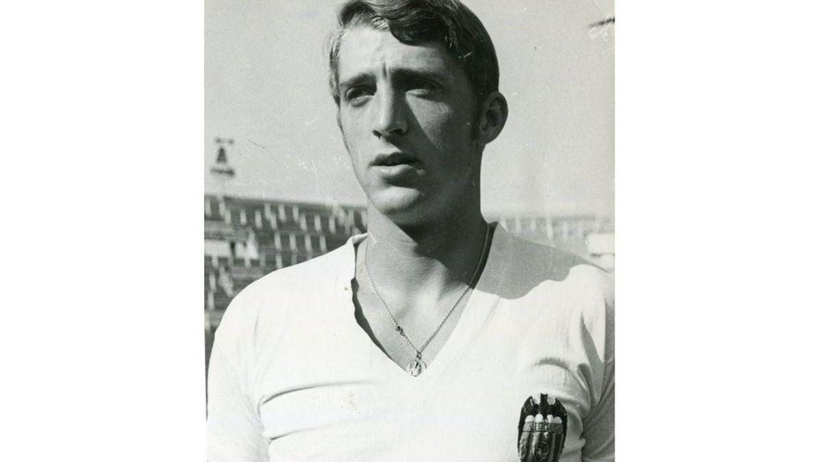 Muere a los 73 años Juan Cruz Sol, leyenda del Valencia, el Real Madrid y la Selección Española