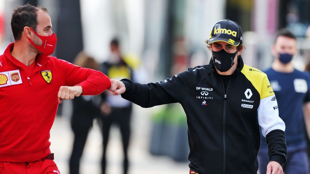 La Fórmula 1 anuncia un calendario provisional de 23 carreras para 2021 con el GP de España aún por confirmar
