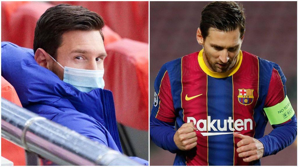 Leo Messi ha dejado aparcado su futuro para la próxima temporada.