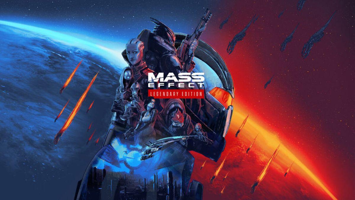 Mass Effect Legendary Collection