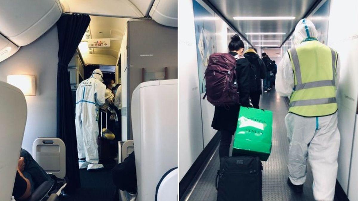 Un español residente en Shanghái cuenta cómo es la cuarentena obligatoria antes de entrar en China