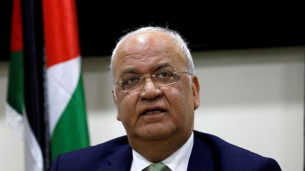 Muere por covid Saeb Erekat, secretario general de la OLP y jefe negociador palestino