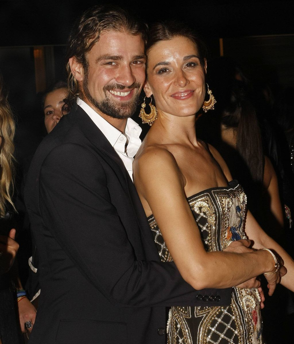 Biondo y Sánchez Silva, en la Vogue Fashion Night 2012