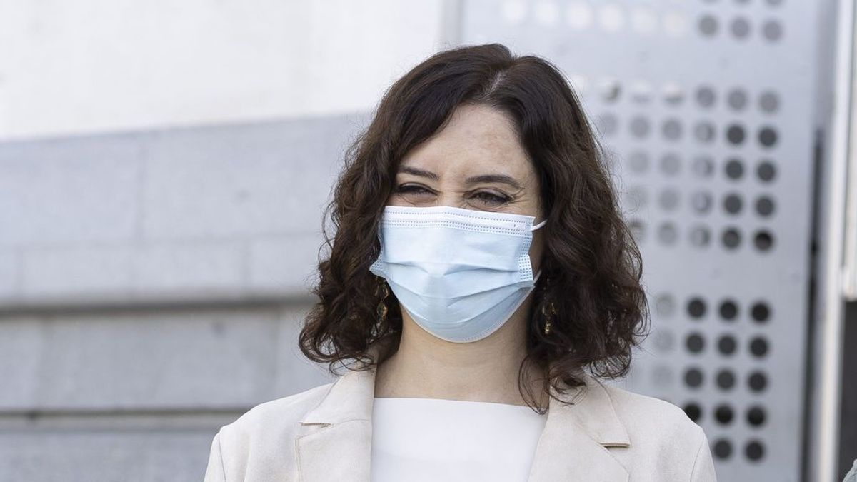 """Díaz Ayuso recuperará su agenda tras dar negativo en covid: """"Mantengo los anticuerpos y no puedo contagiar"""""""