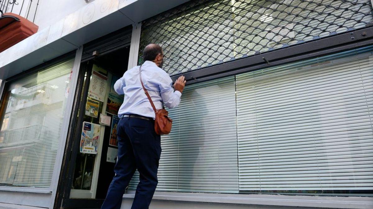 De nueve a dos y de cuatro seis: los comercios andaluces obligados a cambiar de horario