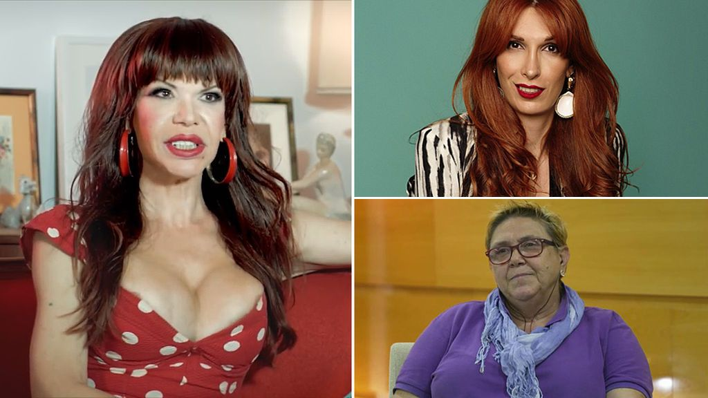 Valeria Vegas, la autora de las memorias de Cristina 'La Veneno', responde a los ataques de Trini en 'Sálvame'