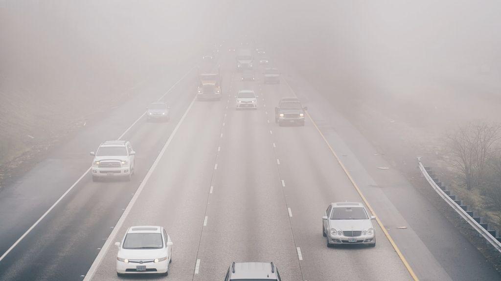 El anticiclón asienta los bancos de niebla: el tiempo que hará el miércoles en España