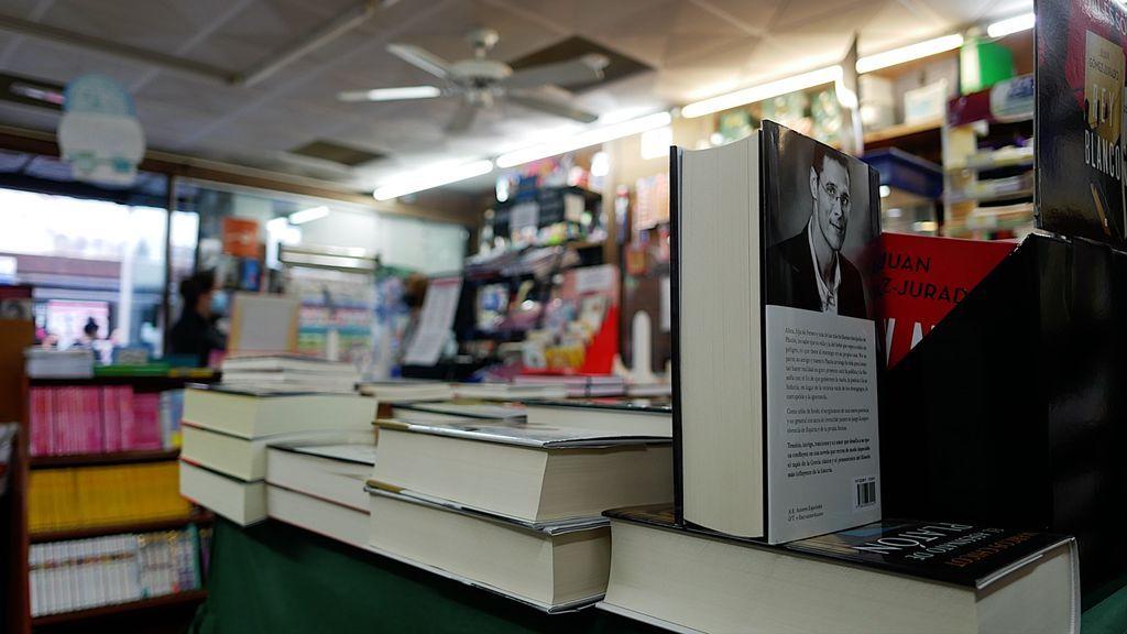 La librería Bozano