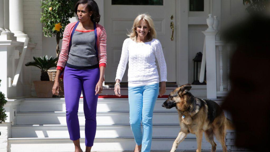 Los perros vuelven a la Casa Blanca: los Biden se instalarán con sus dos pastores alemanes