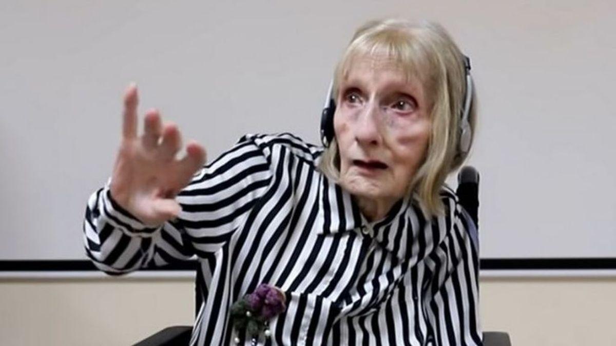 Música contra el alzhéimer: una paciente recuerda su vida como bailarina escuchando El Lago de los Cisnes