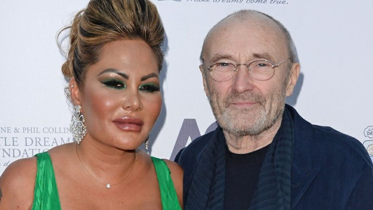 El tormentoso divorcio de Phil Collins recuerda al de Mainat: su ex 'okupa' su casa con su amante