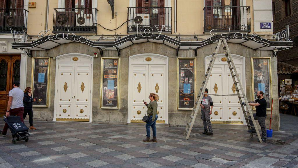 La discoteca madrileña Joy Eslava cierra para convertirse en un restaurante