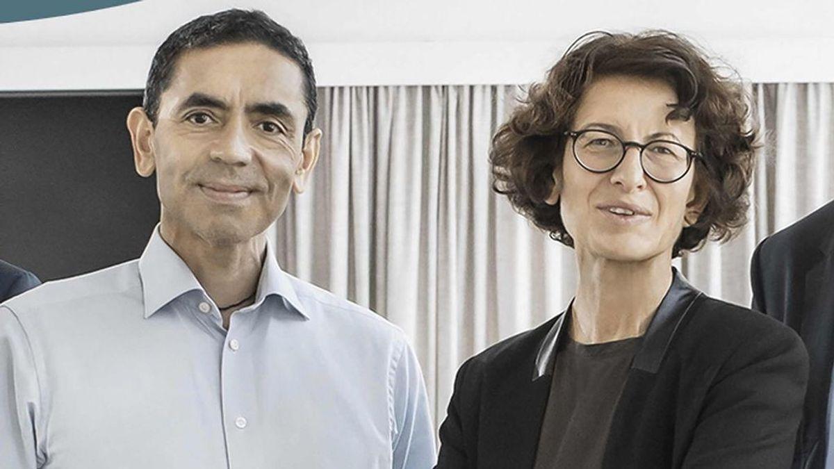 El matrimonio de 50 años tras la vacuna de Pfizer que ha devuelto la esperanza