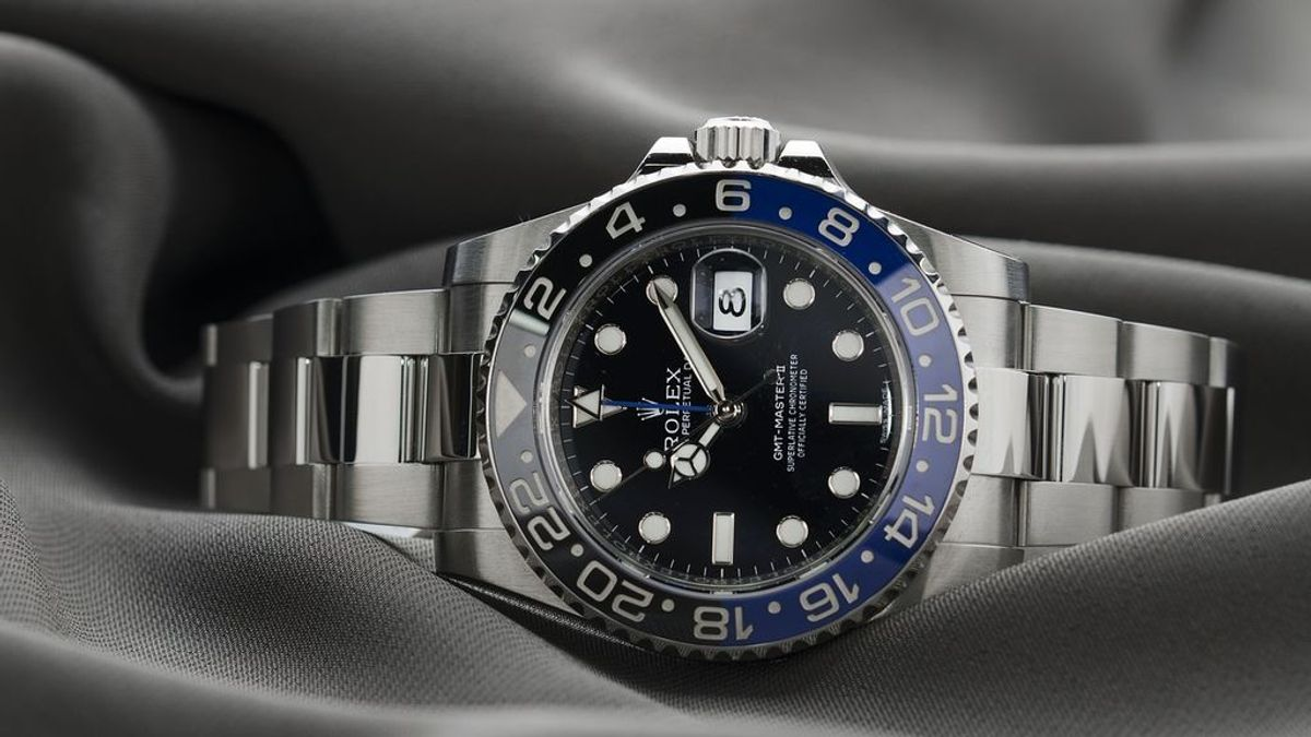 Cinco famosos Upper con Rolex llenos de historia que no dudan en lucir