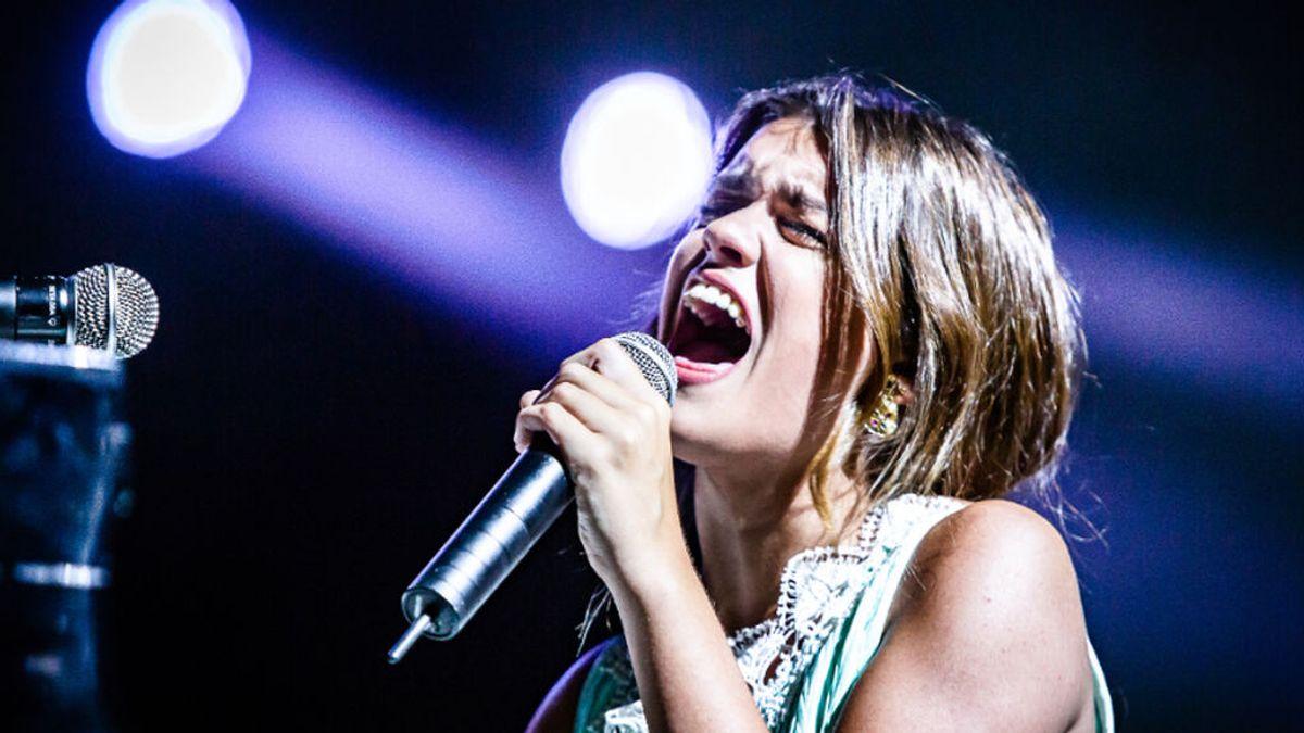 """La cantante Amaia Romero, de 'OT', anuncia su positivo en covid: """"No podré hacer los conciertos en Donosti"""""""