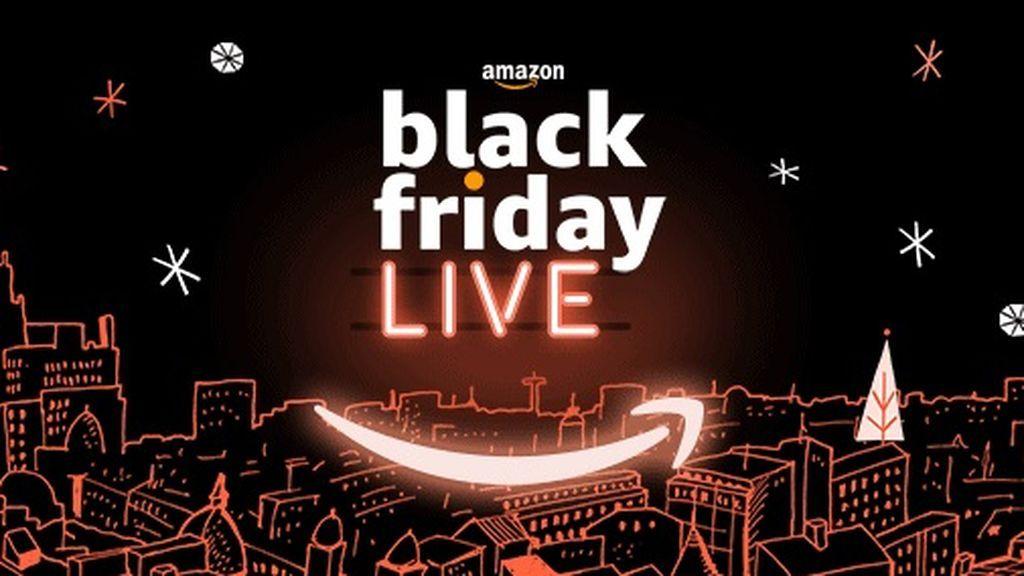 'Blak Friday Live': Amazon fomentará el comercio nacional con un programa especial con 'inluencers'