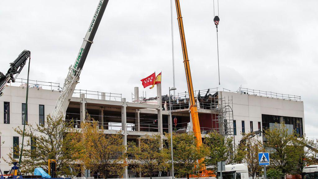 Madrid abre el plazo para el traslado de trabajadores al nuevo hospital de pandemias con el  rechazo de los sindicatos