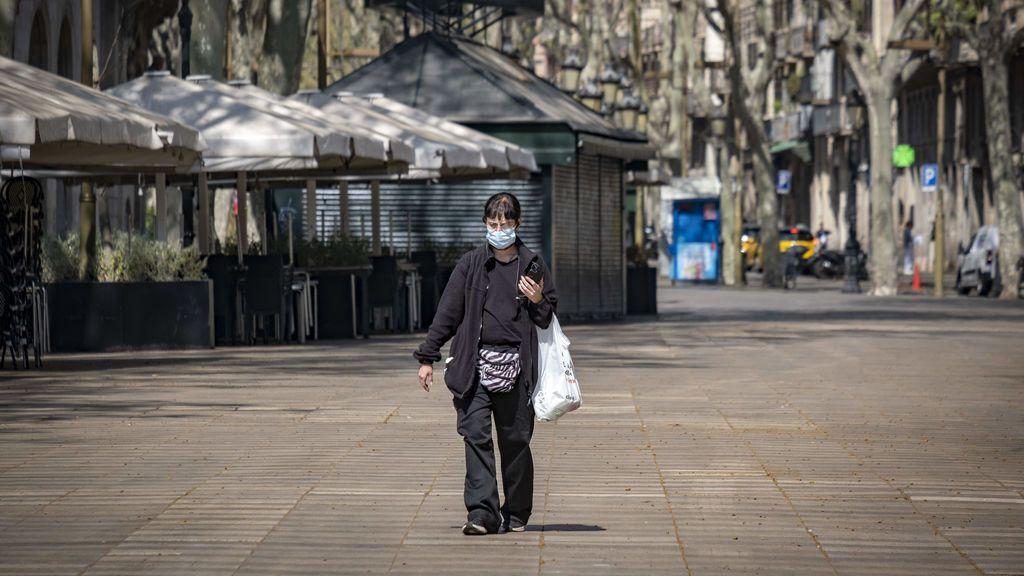 Cataluña suma 109 muertes y 2.940 nuevos contagios en las últimas 24 horas