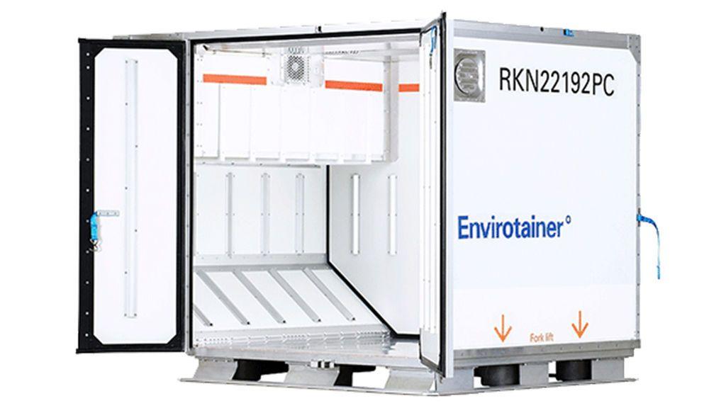 El modelo Envirotrainer RKN t2 puede llegar a -20ºC