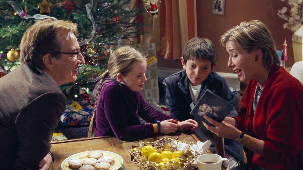 navidades familiares