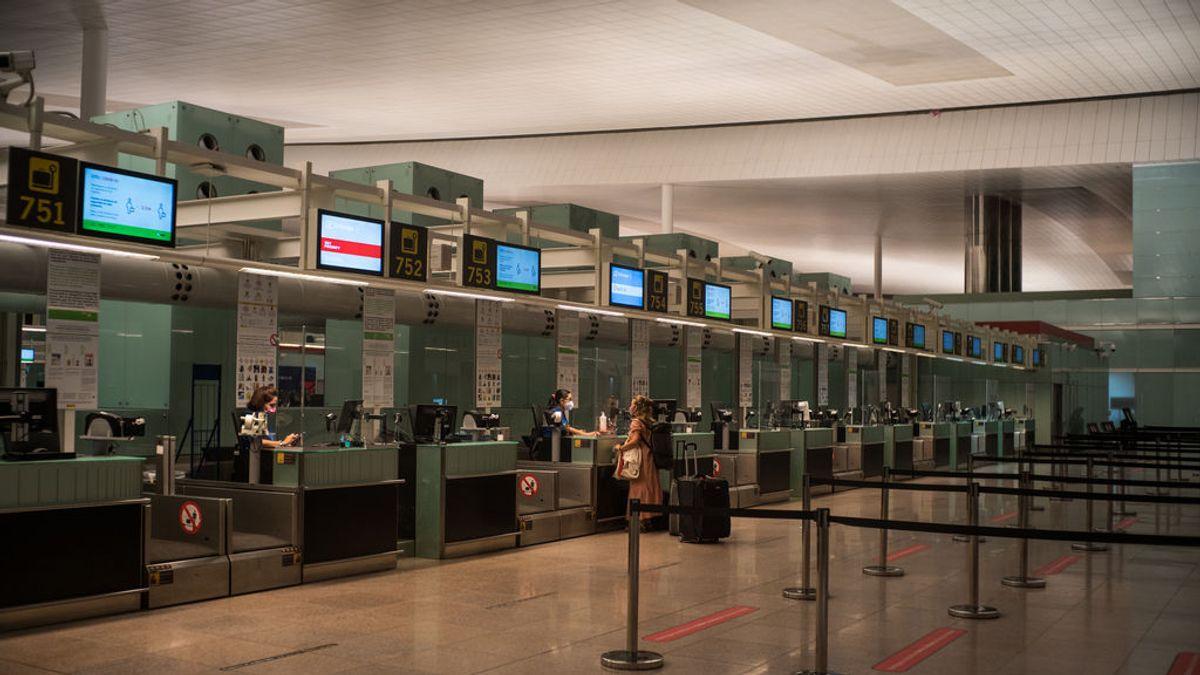 España exigirá a viajeros de países de riesgo una PCR negativa en las últimas 72 horas