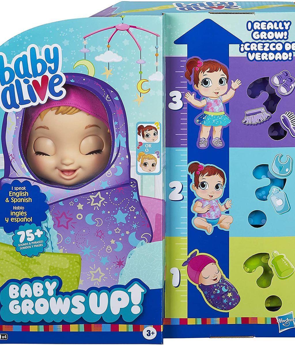 La caja de Baby Alive