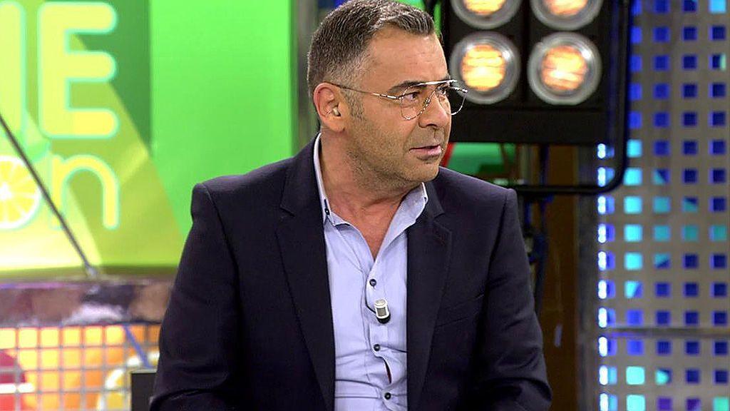 """Los frentes abiertos de Jorge Javier : de su conflicto con Belén Esteban a los """"zarpazos"""" contra Anabel Pantoja"""